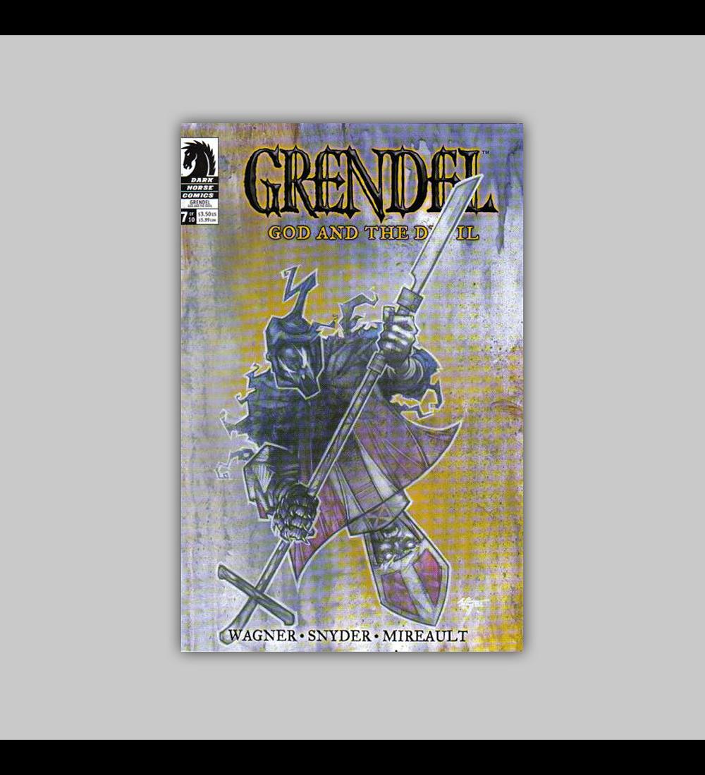 Grendel: God and the Devil 7 2003