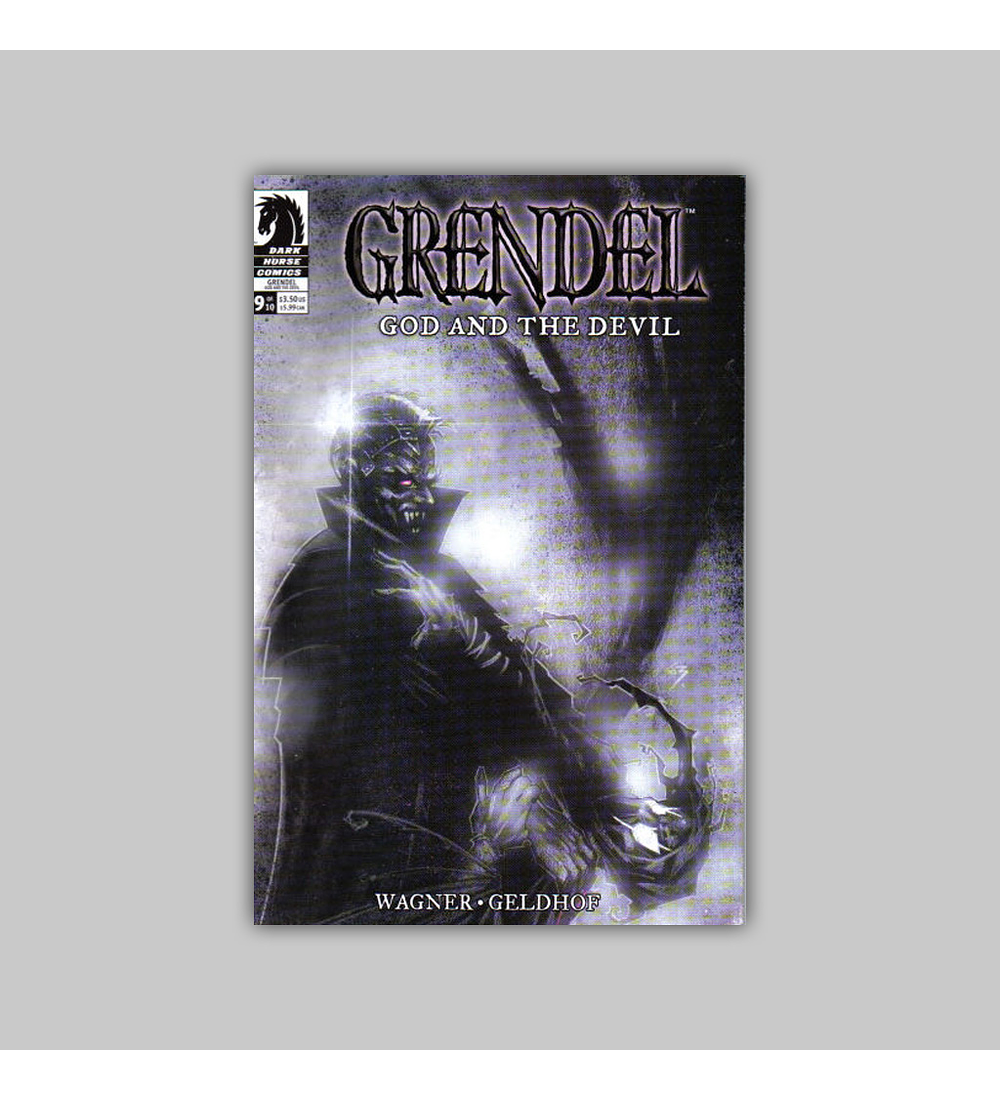 Grendel: God and the Devil 9 2003