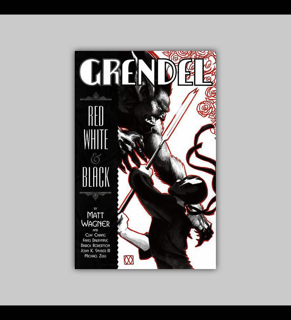 Grendel: Red, White & Black 4 2002