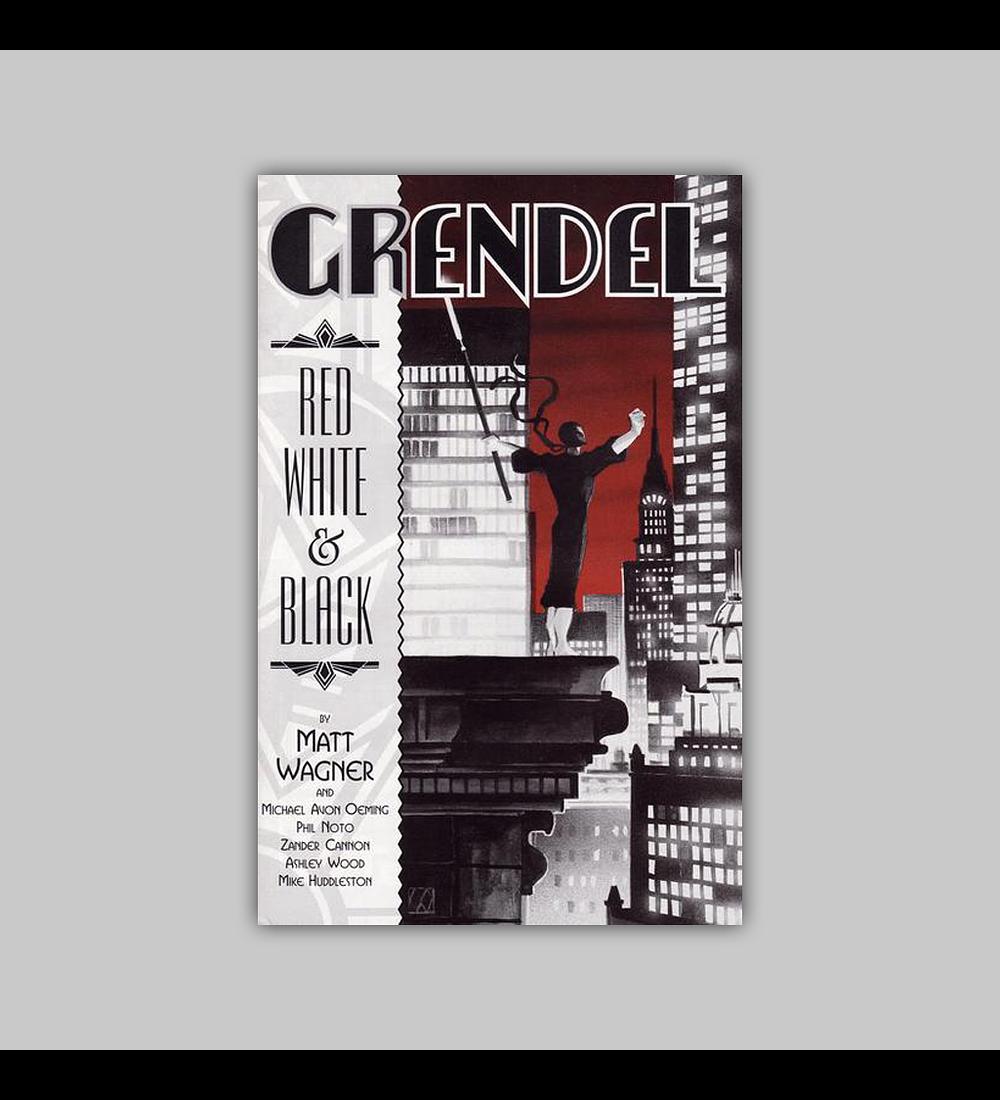 Grendel: Red, White & Black 3 2002