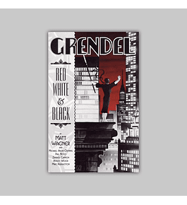 Grendel: Red, White & Black 3 2002