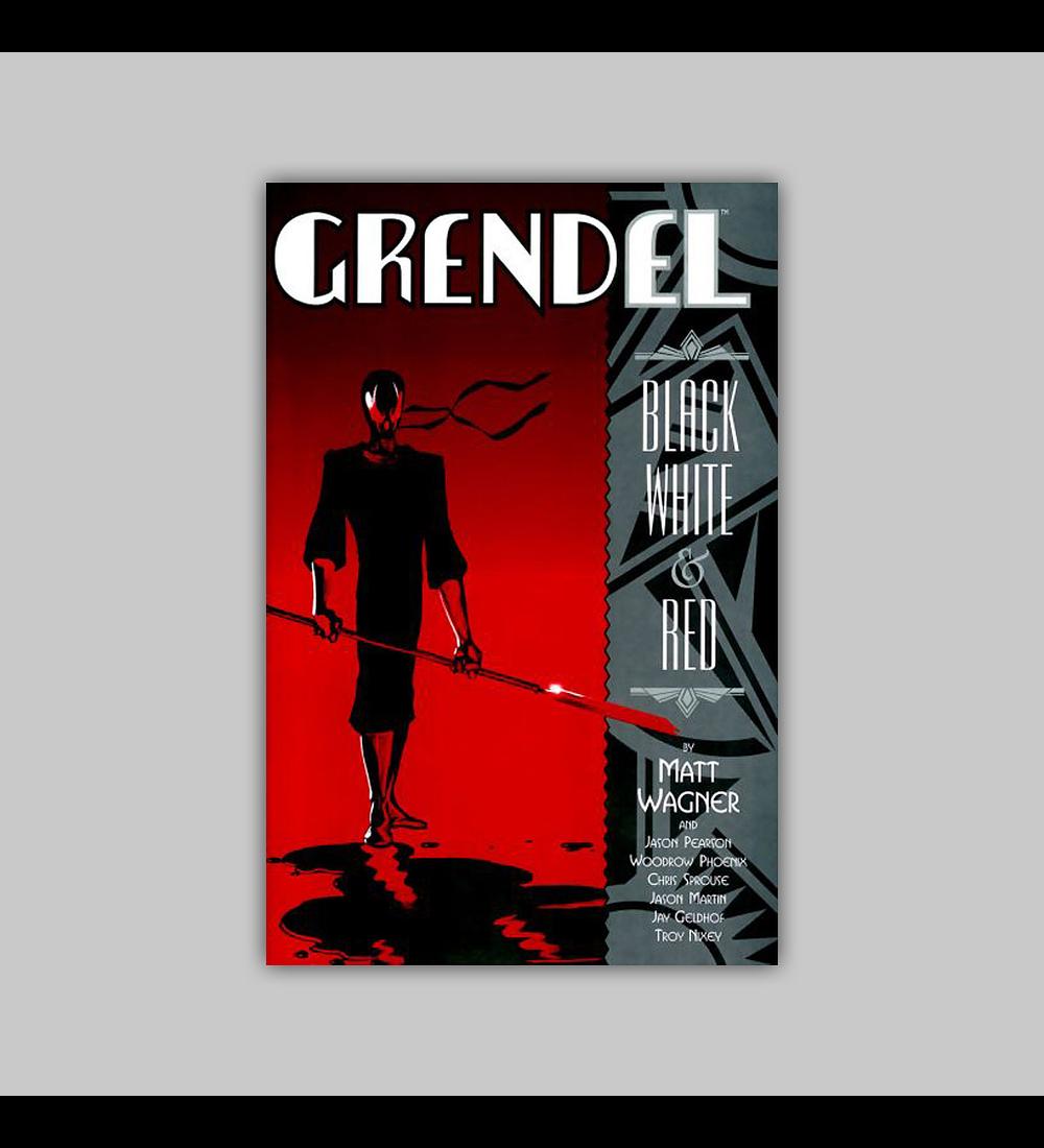 Grendel: Black, White and Red 4 1999