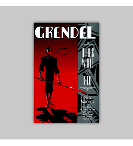 Grendel: Black, White and Red 4 1999