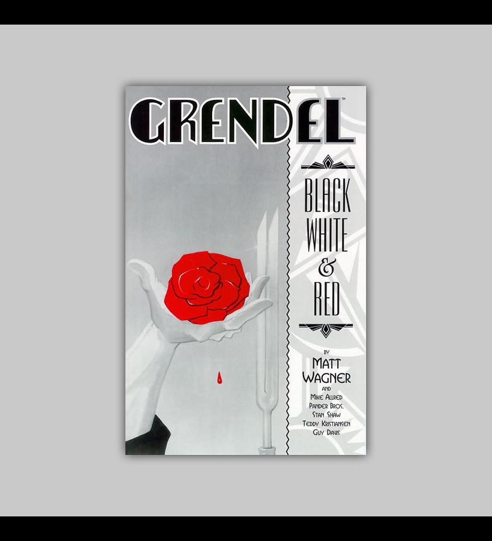 Grendel: Black, White and Red 3 1999