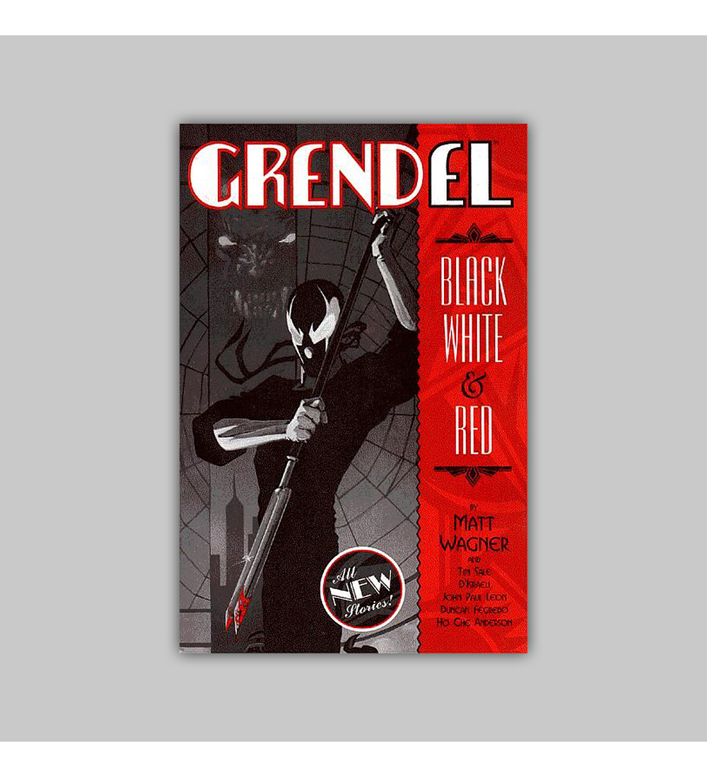 Grendel: Black, White and Red 1 1998