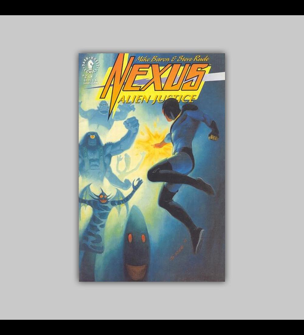 Nexus: Alien Justice 2 1993