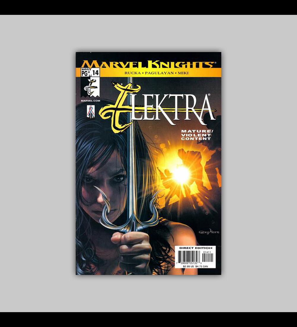 Elektra (Vol. 2) 13 2002