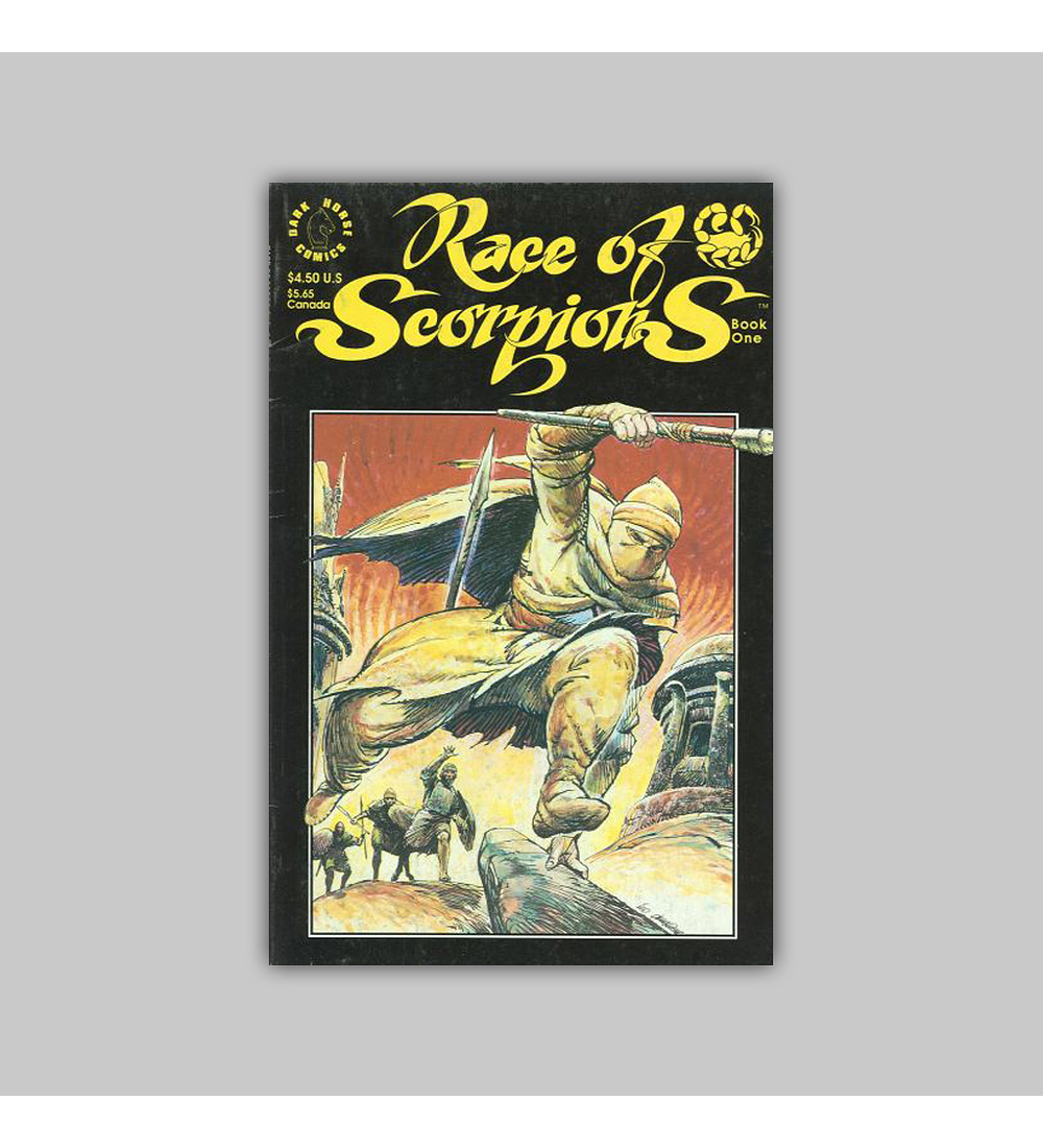 Race of Scorpions 1 1990