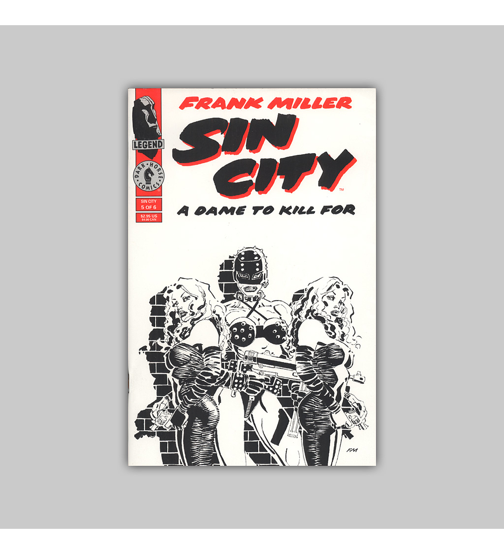 Sin City: A Dame to Kill For 5 1994
