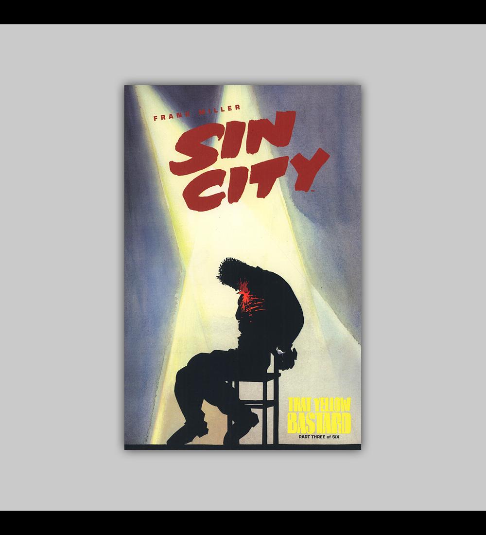 Sin City: That Yellow Bastard 3 1996