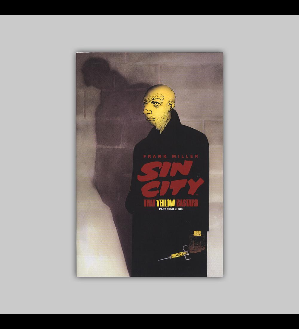 Sin City: That Yellow Bastard 4 1996