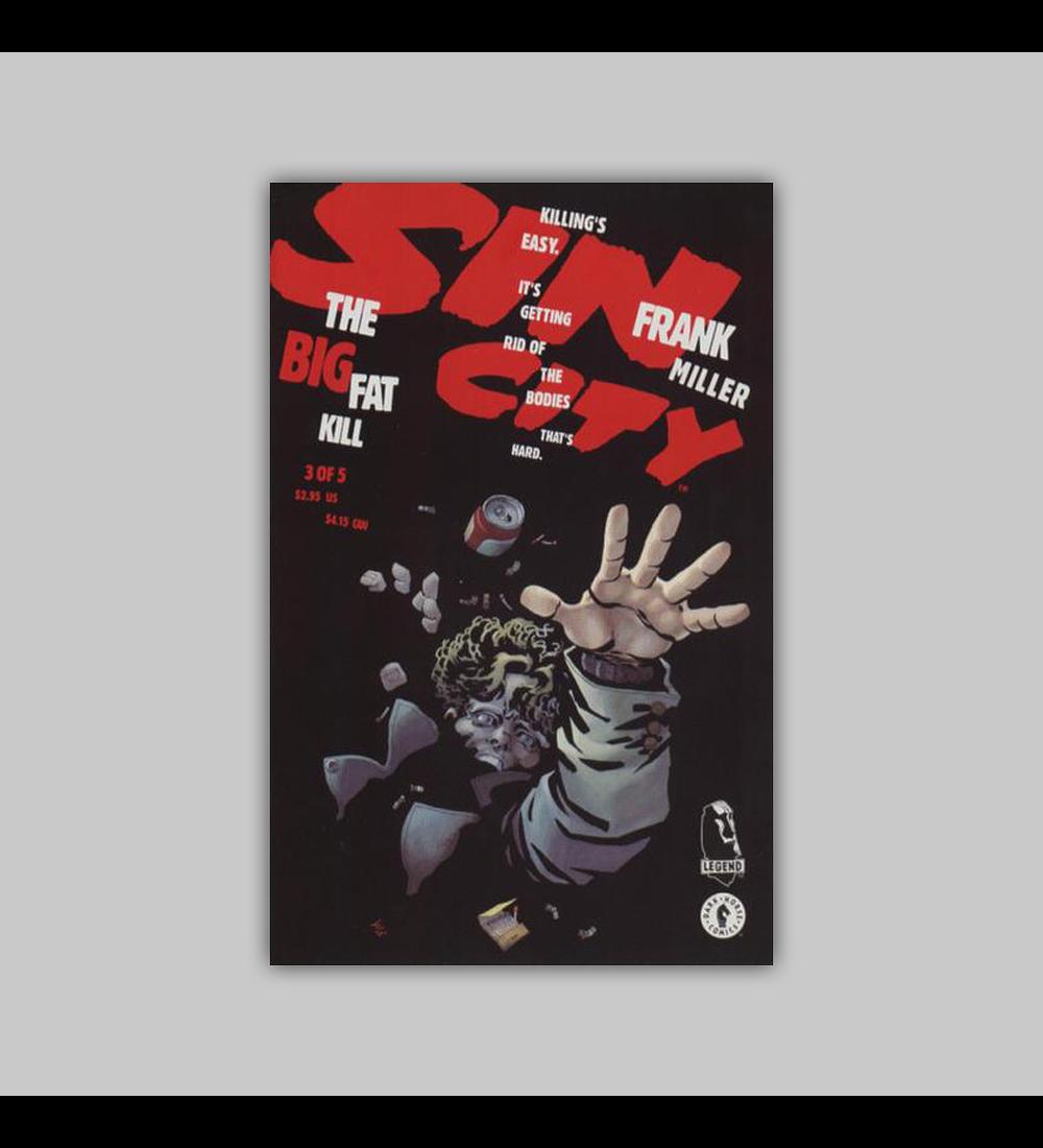 Sin City: The Big Fat Kill 3 1995