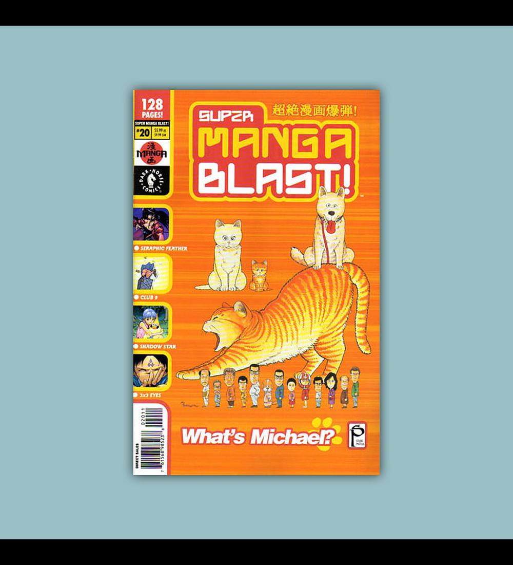 Super Manga Blast 20 2002