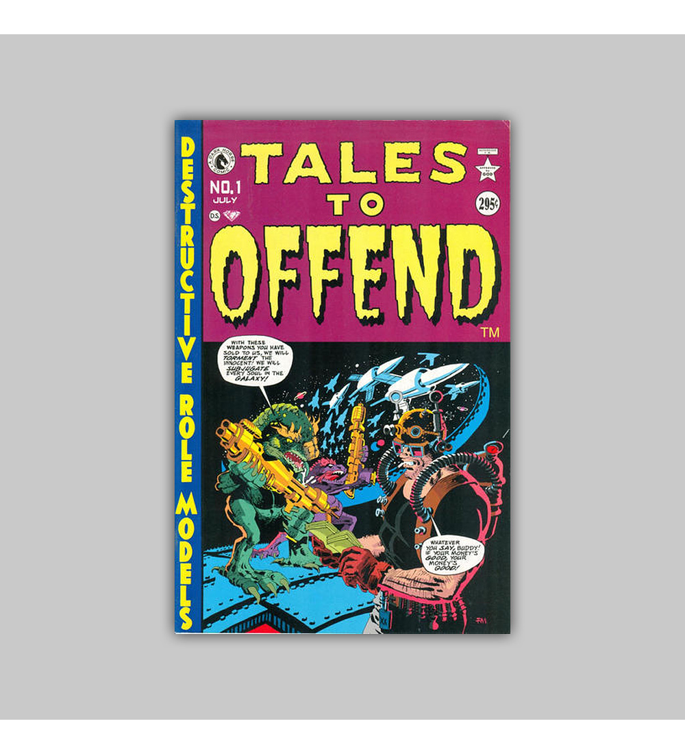 Tales to Offend 1 1997