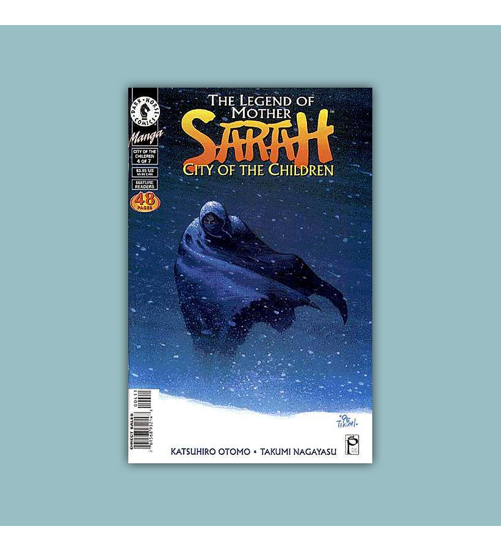 The Legend of Mother Sarah: City of the Children 4 1996