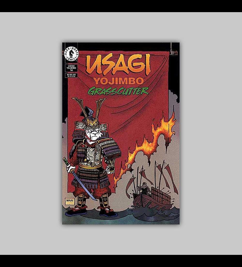Usagi Yojimbo 14 1997