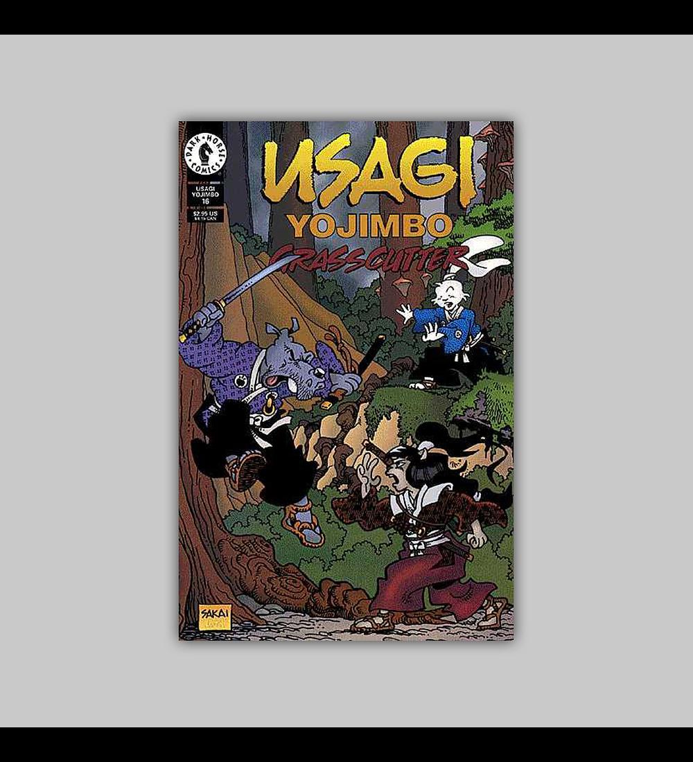 Usagi Yojimbo 16 1997
