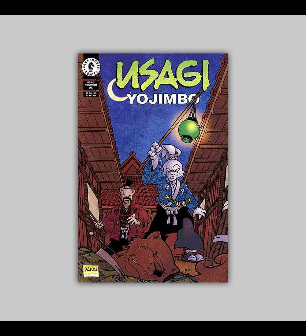 Usagi Yojimbo 26 1999