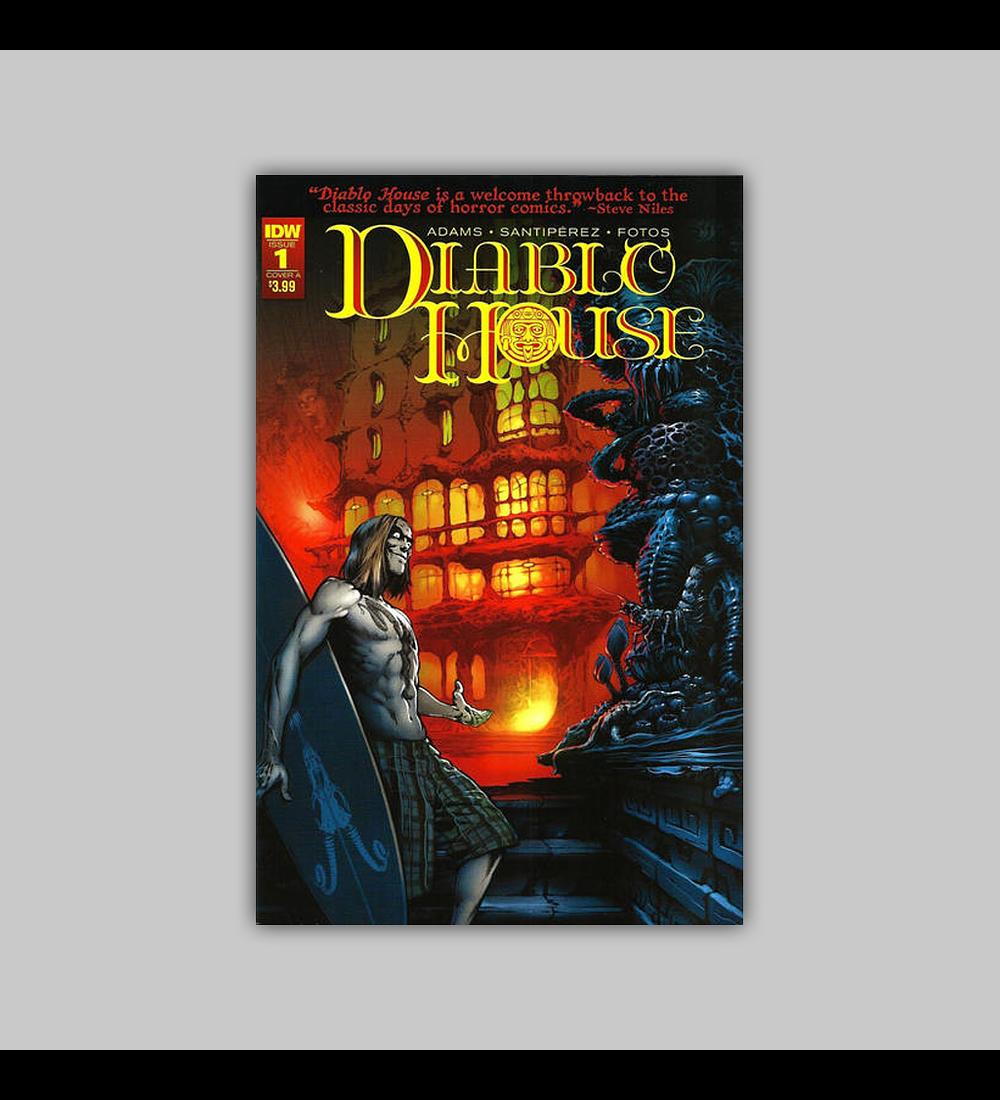 Diablo House 1 2017