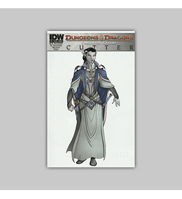 Dungeons and Dragons: Forgotten Realms — Cutter 4 2013