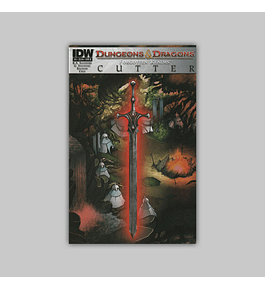Dungeons and Dragons: Forgotten Realms — Cutter 5 2013