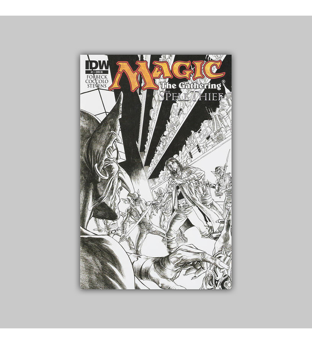 Magic: the Gathering — Spell Thief 1 2012