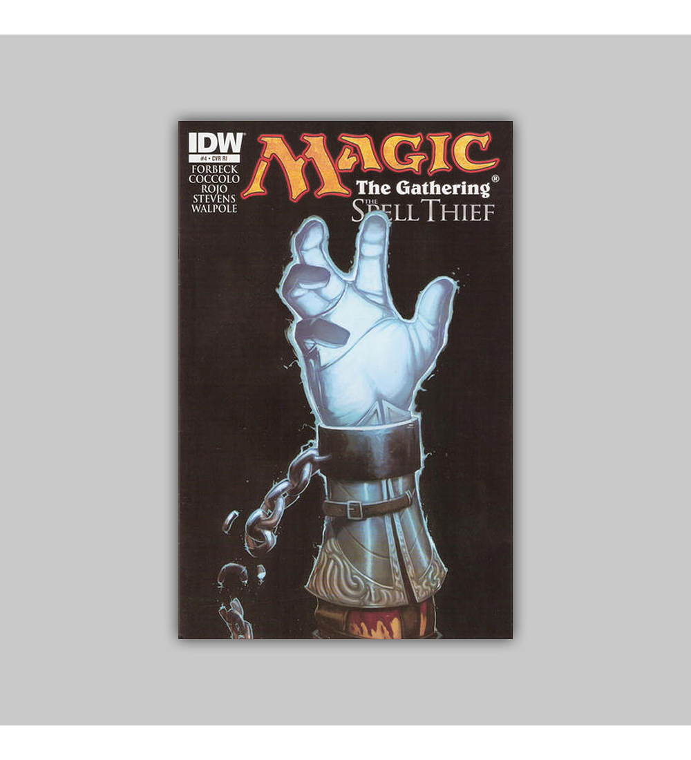 Magic: the Gathering — The Spell Thief 4 2012