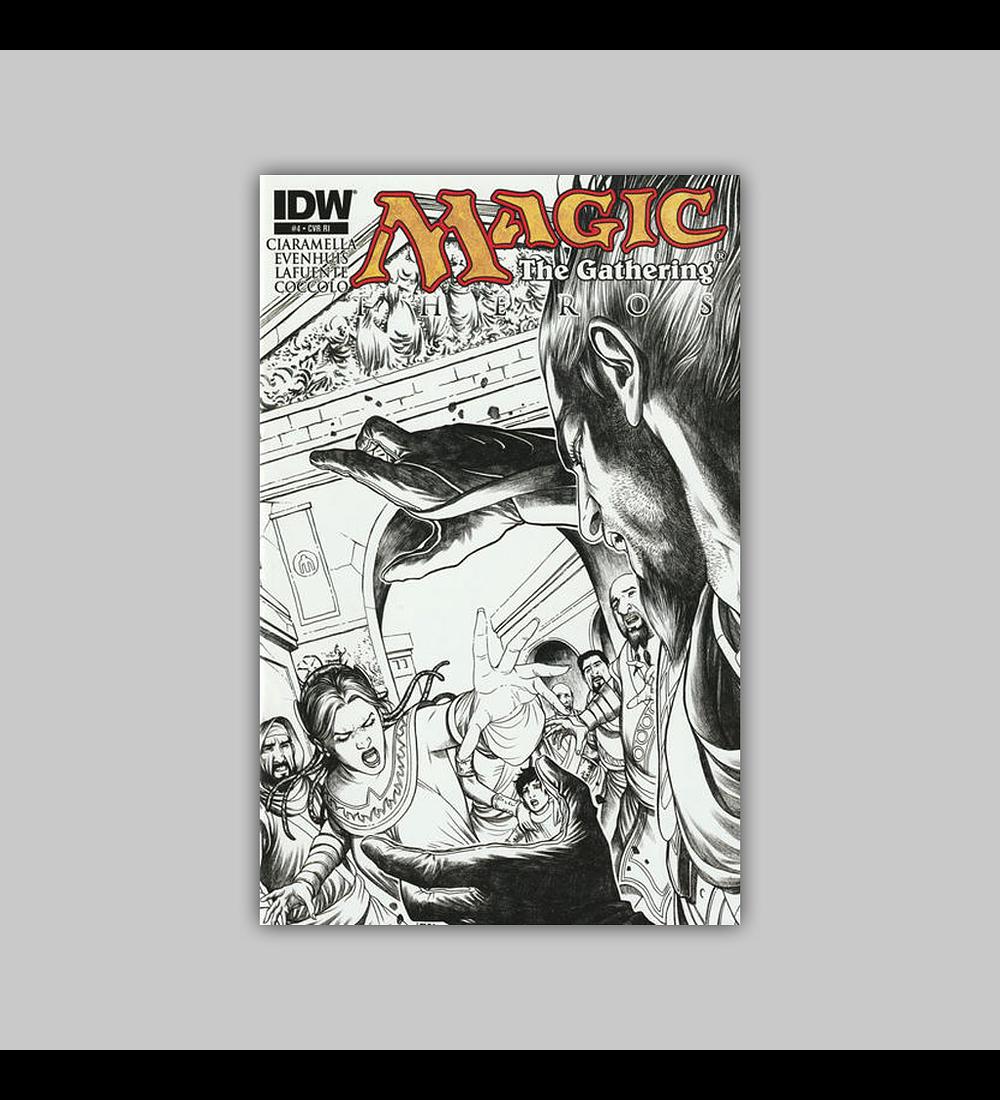Magic: The Gathering — Theros 4 2014