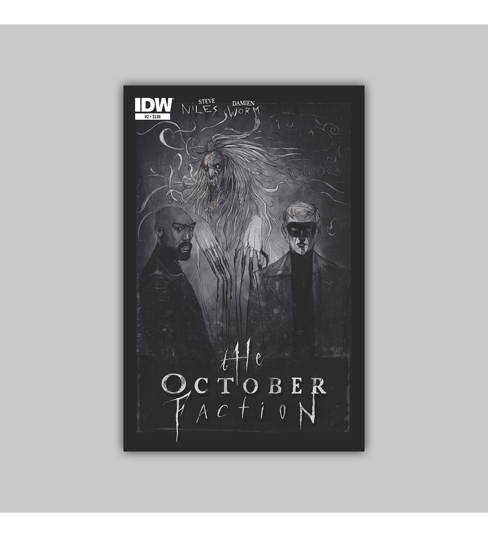 October Faction 2 2014