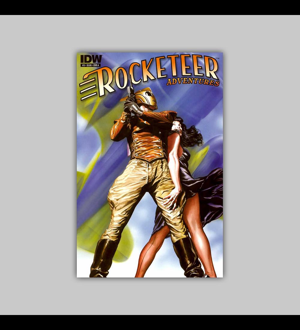 Rocketeer Adventures 3 2011