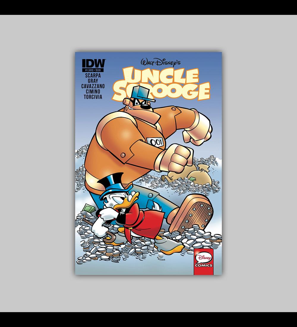 Uncle Scrooge 1 2015