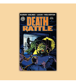 Death Rattle 5 1986