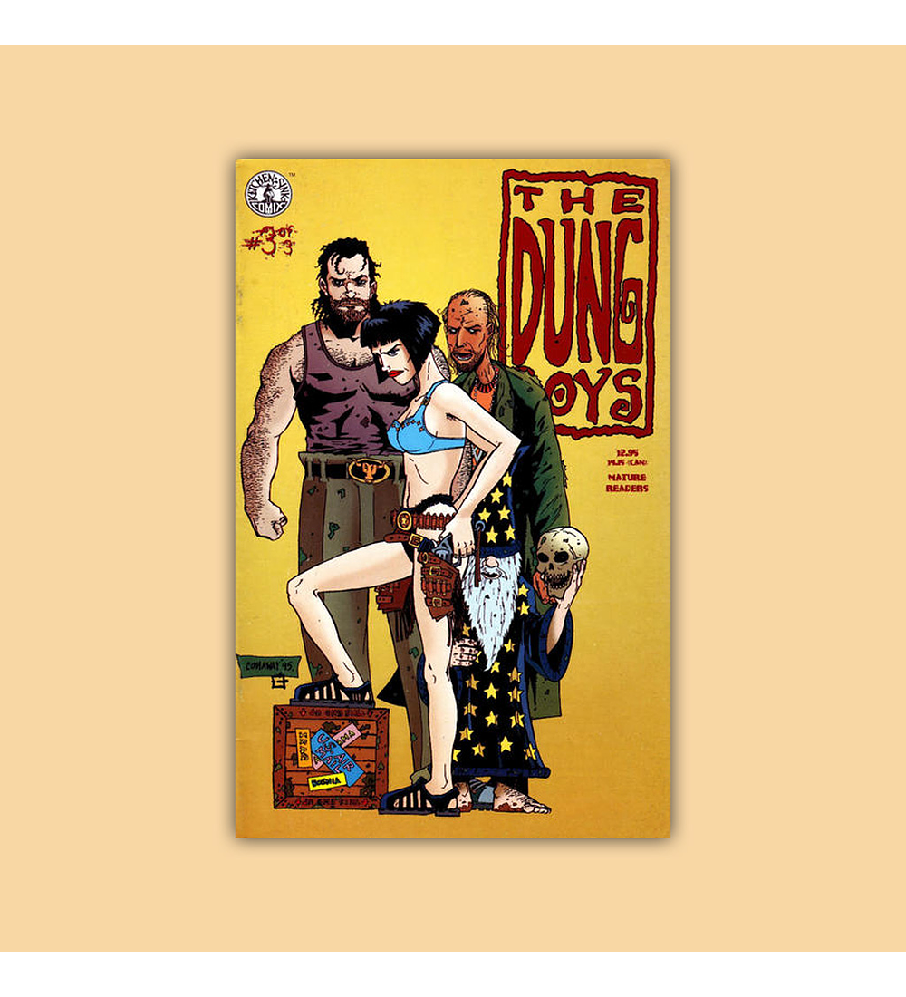 Dung Boys (complete limited series) 1996