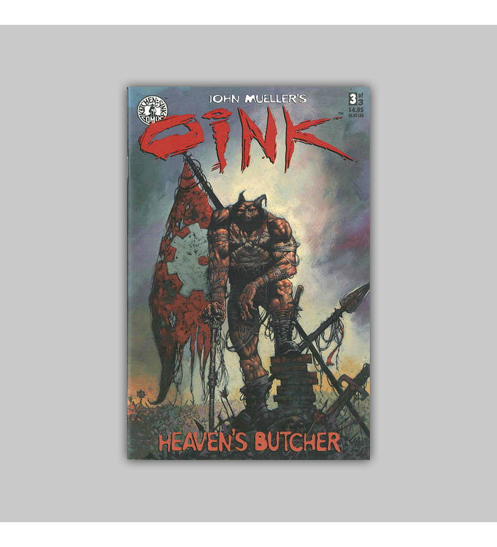 Oink: Heaven's Butcher 3 1996