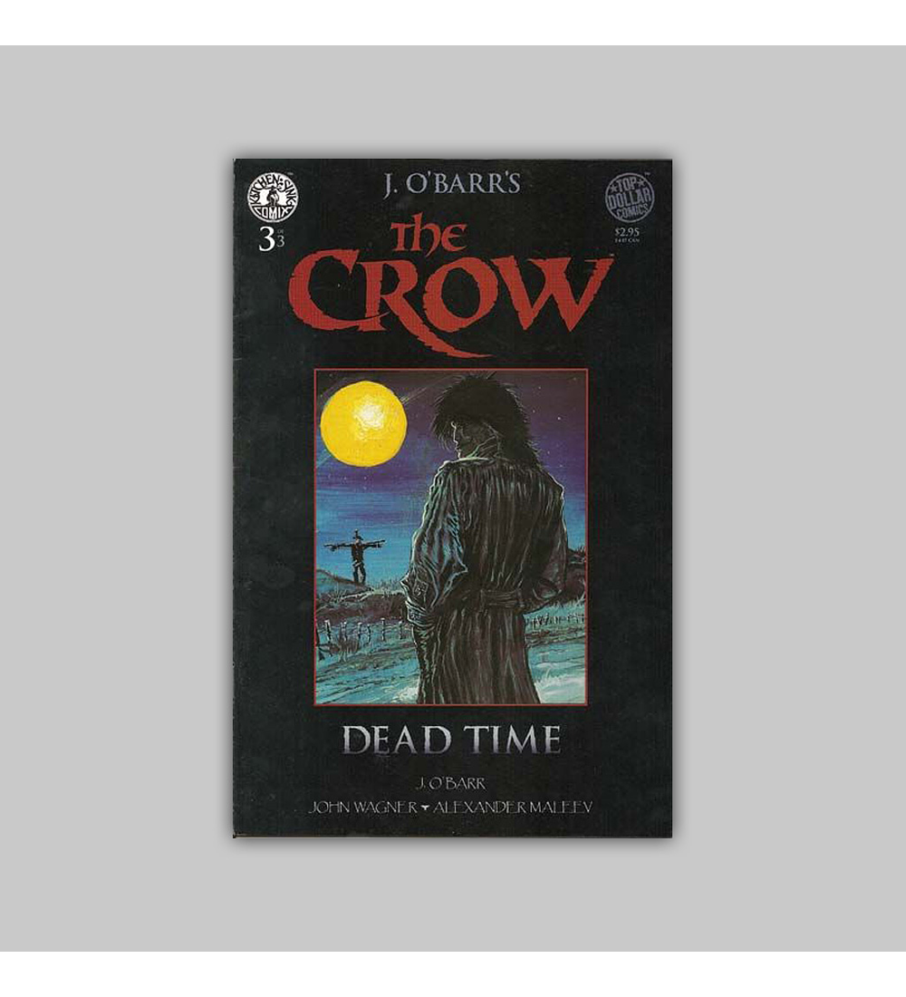 The Crow: Dead Time 3 1996