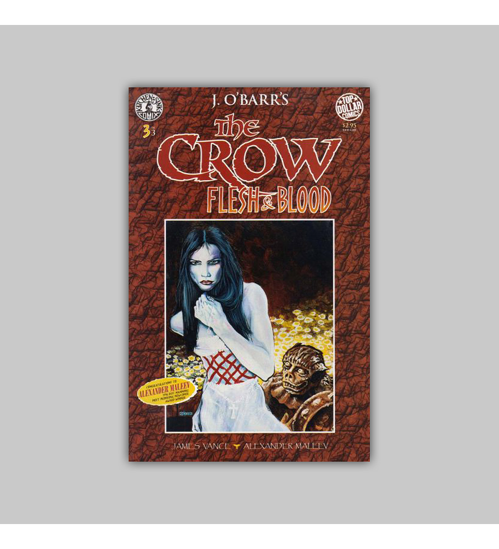 The Crow: Flesh & Blood 3 1996
