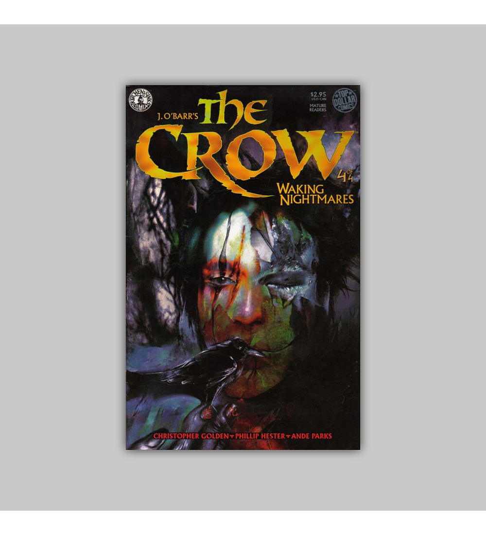 The Crow: Waking Nightmares 4 1998