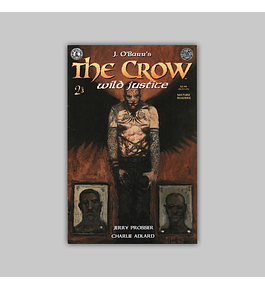 The Crow: Wild Justice 2 1996