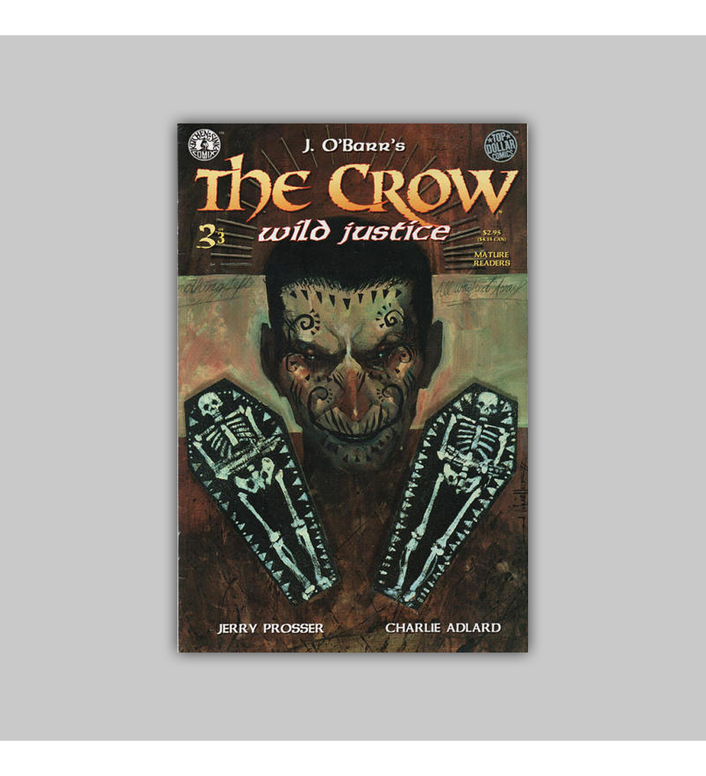 The Crow: Wild Justice 3 1996