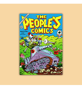 The People's Comics 6th printing