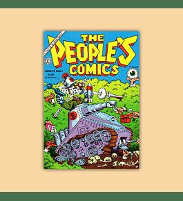 The People's Comics 6th printing