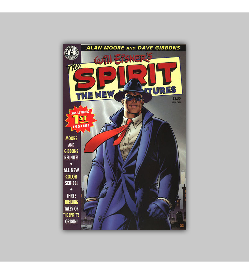 The Spirit: The New Adventures 1 1998