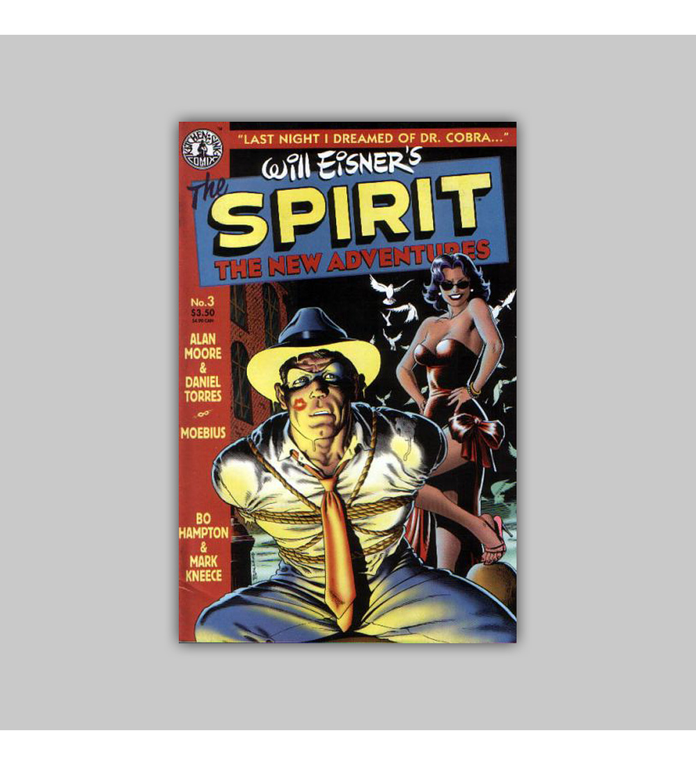 The Spirit: The New Adventures 3 1998