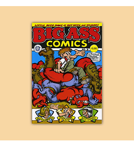 Big Ass Comics 2 1991