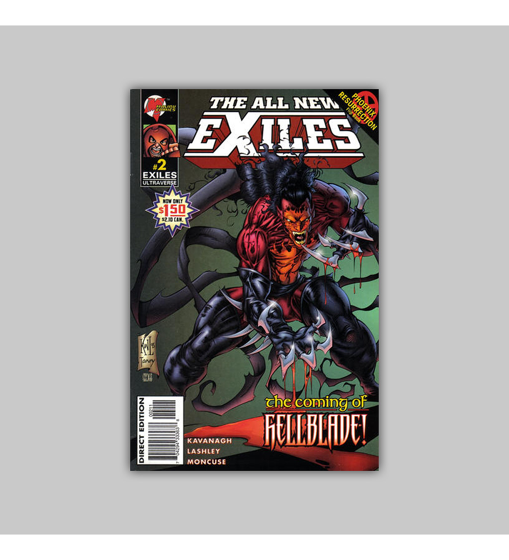 All New Exiles 2 1995