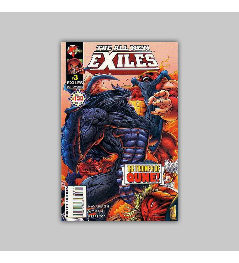 All New Exiles 3 1995