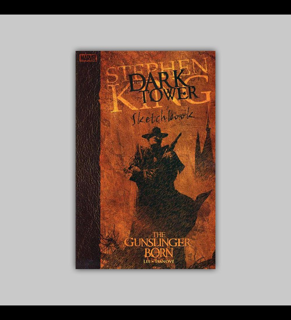 Dark Tower: The Gunslinger Born Sketchbook 2006