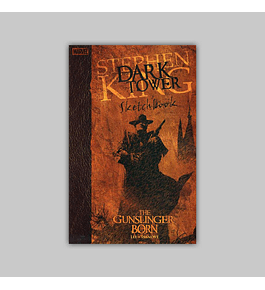 Dark Tower: The Gunslinger Born Sketchbook 2006