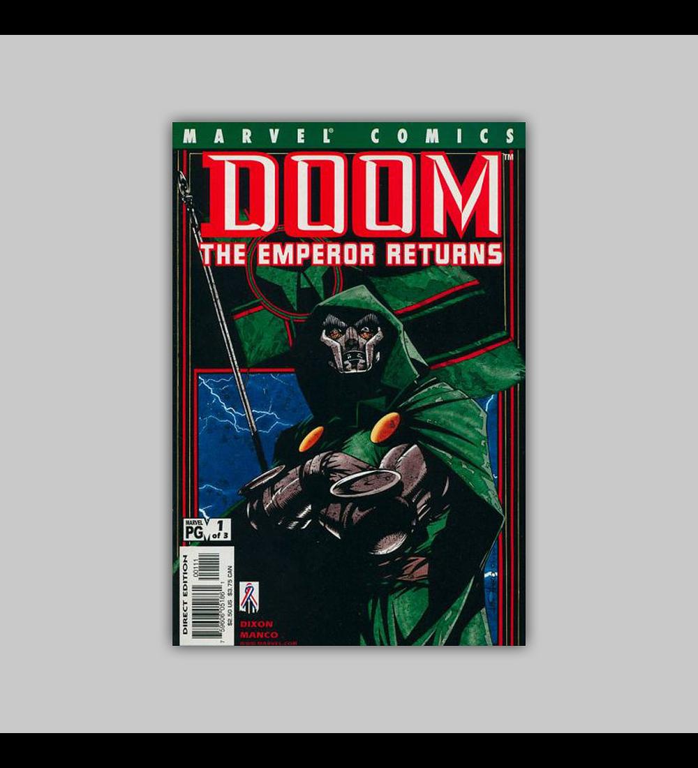 Doom: The Emperor Returns 1 2002
