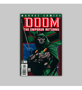 Doom: The Emperor Returns 1 2002